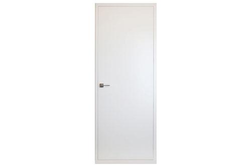 シンプルなホワイトドア